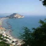 Cap Misène, baie de Naples, Italie