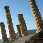 Delphes : le site
