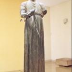 Delphes, le musée : l'Aurige 1