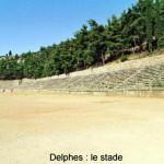 Delphes : le stade
