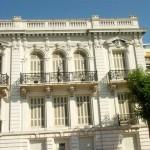 Belle façade - Athènes