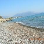 Dans le golfe de Corinthe