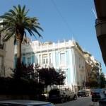 Au coin de la rue Homère - Athènes