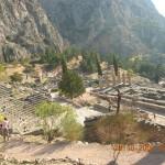 Temple d'Apollon et théâtre 1