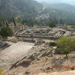 Temple d'Apollon et théâtre 2