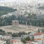 Temple dédié à Zeus