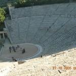 Théâtre Epidaure 1