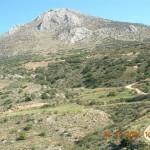 Vue depuis le site de Mycènes 2