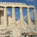Vue du Parthénon